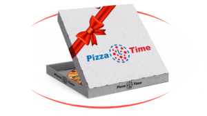 Pizza Time gift card