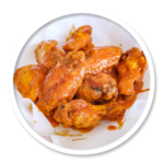Pizza Time specialty wings