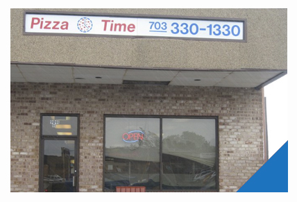 Pizza Time store